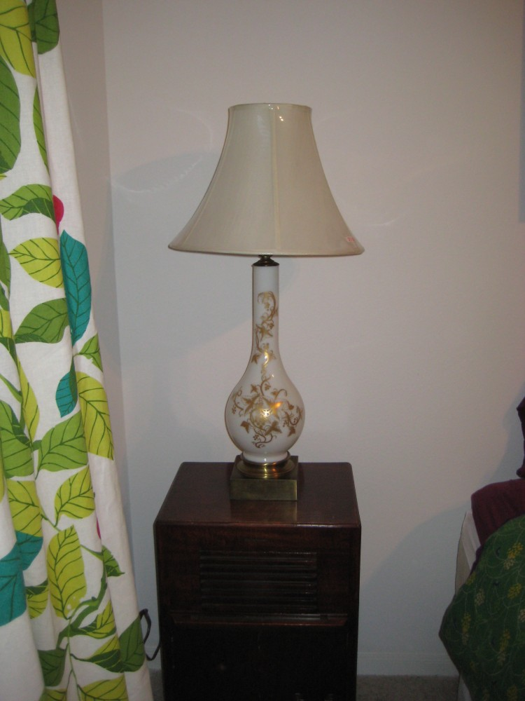 I found a lamp for $7.00