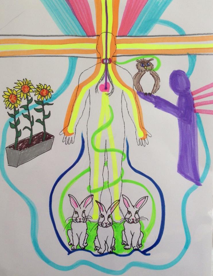 energy drawing