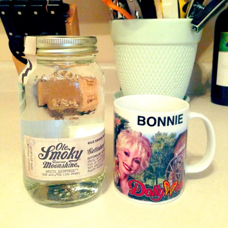 moonshine and bonnie