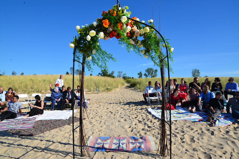 Locations in michigan for an intimate wedding outdoor for Honeymoon spots in michigan